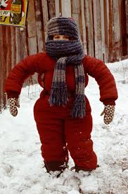 Image result for christmas story snowsuit