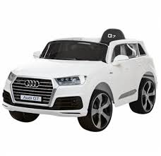 Радиоуправляемый <b>электромобиль JIAJIA Audi Q7</b> - белый ...