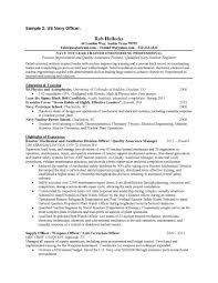 cover letter for military job