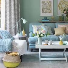 Teal Color Schemes For Living Rooms Duck Egg Living Room Ideas To Help You Create A Beautiful Scheme