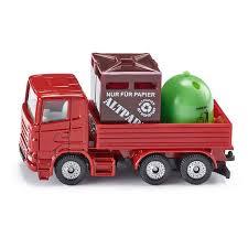 Купить модель <b>машины Siku</b> модель грузовика для сбора мусора ...