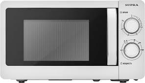 Микроволновая печь <b>Supra 20MW55</b>, 11856, <b>белый</b> — купить в ...