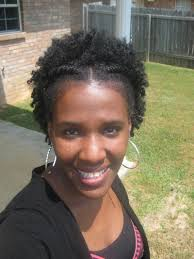 Natural Twist Hairstyles Got To Try This Look Flat Twist Curly Fro Natural Hair Style