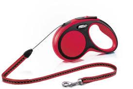 Поводок-<b>рулетка Flexi New Comfort</b> M Tape 5 м, лента, для ...