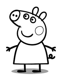 <b>Раскраски Свинка Пеппа</b> - Картинки-раскраски для детей и ...