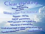 clear-thinking