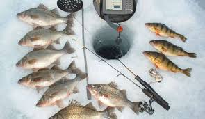 <b>Ice Fishing</b> | Fishing | New Hampshire Fish and Game Department