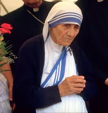 Mother Teresa - Wikipedia