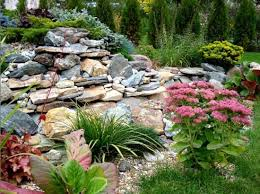 Small Picture Rock Garden Design Garden ideas and garden design