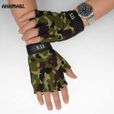 <b>Тактические перчатки без пальцев</b> Военный съемки Для ...