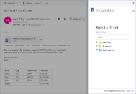release notes smartsheet the add in now displays a sheet picker that allows you to navigate through your favorites sheets folder or workspaces in to the exact