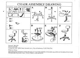 gas lift chair mechanism trying to assembly swivel office type assembling ikea chair
