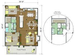 BSA Home Plans  Westover  Federal  HistoricFloor Plan