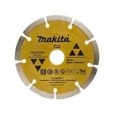 <b>Диск алмазный</b> сегментный <b>115х22,2мм</b>, Эконом Макита D ...