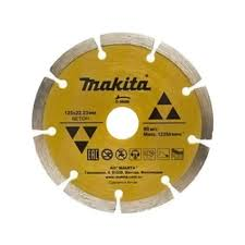 <b>Диск алмазный</b> сегментный <b>115х22,2мм</b>, Эконом <b>Макита</b> D ...