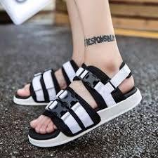 <b>Men's</b> Breathable <b>Outdoor</b> Beach Sandals in 2019 | sandal wanita