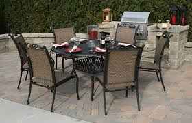 patio dining: amazing  best round patio table sets for your outdoor furniture a inside patio dining tables and chairs modern