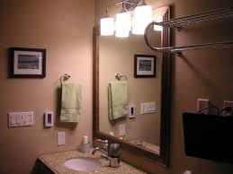 chocolate brown bathroom the picture frames shower curtain and wastebasket are all chocolate br