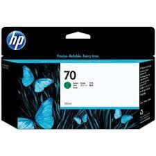<b>HP 70 Green</b> 130ml <b>Vivera</b> Cartridge Designjet Printers C9457A
