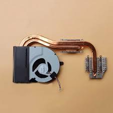 <b>Original Laptop</b> Heatsink <b>CPU</b> GPU <b>Cooling</b> Fan For MSI GE72VR ...