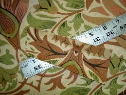 decor linen fabric multiuse: swatch of  linen home decor fabric