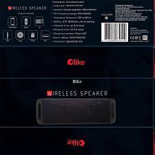 Беспроводная <b>колонка Olike Wireless Speaker</b> Black от OPPO ...