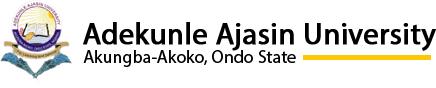Adekunle Ajasin University, Akungba-Akoko, AAUA notice to pre-degree students for the 2016/2017 academic session