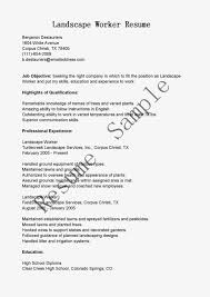 resume worker for landscaping sample customer service resume resume worker for landscaping resume examples architect resume s architect lewesmr sample resume landscaping resume