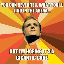 The Hunger Games Pics   Peeta Meme via Relatably.com