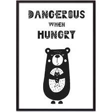 <b>Постер в рамке Дом</b> Корлеоне Медведь ''Dangerous'' 21x30 см ...