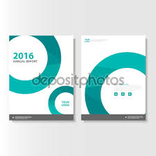 green circle vector annual report leaflet brochure flyer template green circle vector annual report leaflet brochure flyer template design book cover layout design