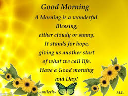 MORNING QUOTES image quotes at BuzzQuotes.com