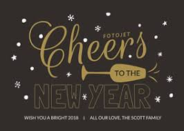 New Year Cards - Create New Year Greeting Cards Online for Free ...
