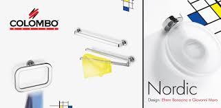 <b>NORDIC</b> - Расширяем ассортимент аксессуаров <b>Colombo Design</b> ...