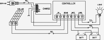 wiring diagram for led solar street lights street lighting system wiring diagram led solar street lights