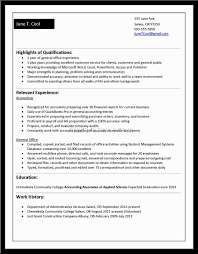 resumes for students com resumes for students is one of the best idea for you to make a good resume 9