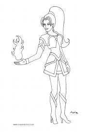 Small Picture 20 Girl Superhero Coloring Pages Superhero printable coloring