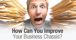 Business Coaching Article | How Can You Improve Your Business Chassis? Ask any business owner what their business needs and you will get a host of different ... - How_Can_You_Improve_Your_Business_Chassis
