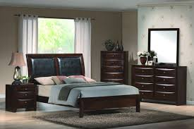 emily bedroom set light oak: crown mark b k emily  pieces king bedroom set