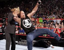 Nothing fixes a woman like a stone cold stunner - Comment #43 ... via Relatably.com