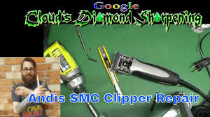 <b>Andis SMC</b> Clipper cord repair - YouTube