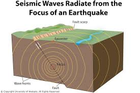 seismic waves   sciencelearn hubseismic waves diagram