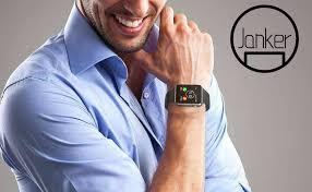 Smart Watch, Janker <b>Bluetooth Smartwatch</b> Phone with: Amazon.co ...