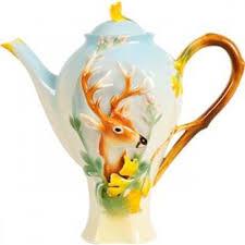 Керамический <b>заварочный чайник</b> Адонис <b>1.15</b> л (артикул ...