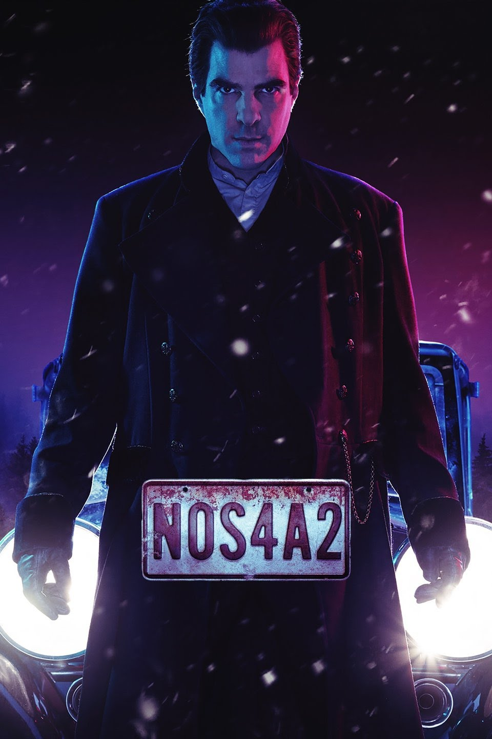 NOS4A2 (2020) Season 2 Hindi Complete Amazon Prime Video WEB Series 480p | 720p WEB-DL
