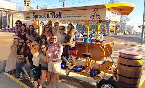 <b>Party Bike</b> Memphis: Pub Crawl Pedal Taverns | Sprock n' Roll