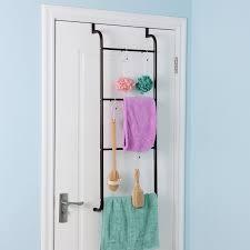 door hangers towel door towel rack new design multifunction metal  layer trapezoidal free
