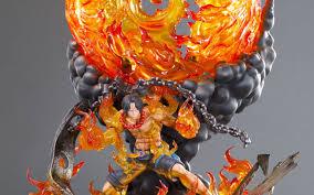 Portgas D. <b>Ace</b> - Tsume Art - Vos statues de collection