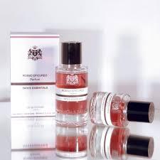 Sparkling tuberose - <b>ROSSO</b> EPICUREO -... - <b>Jacques Fath</b> Parfums ...