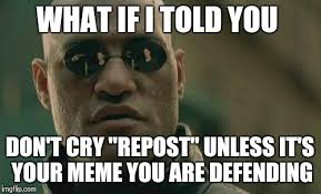 Just because you have seen a similar meme does not mean it's a ... via Relatably.com
